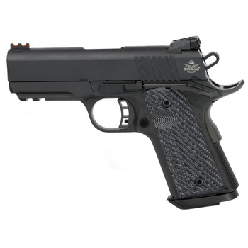 "Armscor Rock Island 1911, Semi-automatic, 9MM, 3.5"" Barrel, Steel Frame, Parkerized Finish, VZ Tactical Grips, Adjustable Sights, 8 Rd, 1 Magazine, Ambidextrous Safety, Fired Case 51700, UPC :4806015517009"