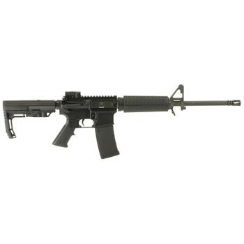 "Armalite 15EAMFT, Semi-automatic Rifle, 223 Rem/556NATO, 16"" Barrel, Mission First Tactical Stock, 30Rd, Black Finish 15EAMFT, UPC :651984019139"