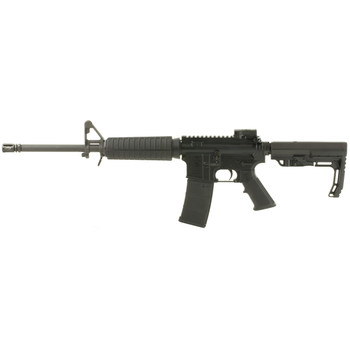"Armalite 15EAMFT, Semi-automatic Rifle, 223 Rem/556NATO, 16"" Barrel, Mission First Tactical Stock, 30Rd, Black Finish 15EAMFT, UPC :651984019139"