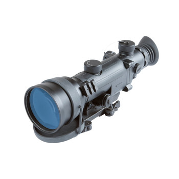 Armasight Vampire 3X Night Vision Rifle Scope, 3X 60-70 IP/mm Objective, 108mm, Illuminated Reticle, CORE Technology, Quick Release Mount, Black Finish NMWVAMPIR3CCIC1, UPC :818470012559