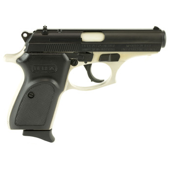 """Bersa Thunder 22, Semi-automatic, Double Action, Compact, 22LR, 3.5"""", Alloy, Duo Tone, Polymer, 10Rd, Fixed Sights T22DT, UPC : 091664900249"""