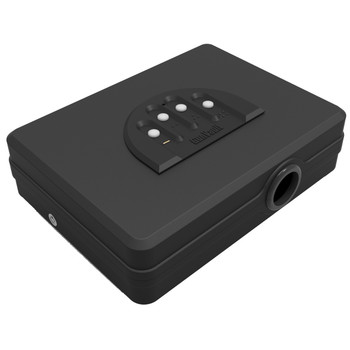 "GunVault ARB, Safe, 4""x11""x14"", Black, Combo AR1000, UPC :751077005749"
