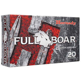 Hornady Full Boar, 308 Win, 165 Grain, GMX, Lead Free, 20 Round Box 80987, UPC : 090255809879
