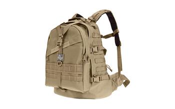 "Maxpedition Vulture II Backpack, 20.5""x16""x7.5"", Khaki 0514K, UPC :846909001669"