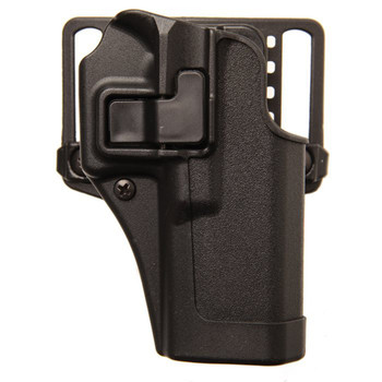 "BLACKHAWK! CQC SERPA Belt Holster, Fits Springfield XDS 3.3""Barrel Right Hand, Black 410565BK-R, UPC :648018220579"