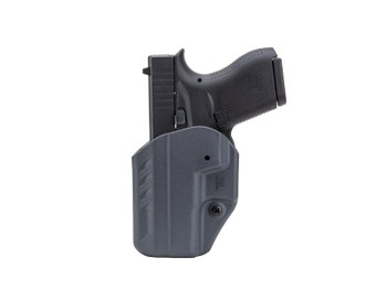 BLACKHAWK! A.R.C. - Appendix Reversible Carry Inside the Pants Holster, Fits Glock 42, Ambidextrous, Urban Gray 417567UG, UPC :604544615609