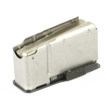 Remington Magazine, 308/243Win, Fits Remington 700 BDL, Blue Finish 19645, UPC : 047700196459