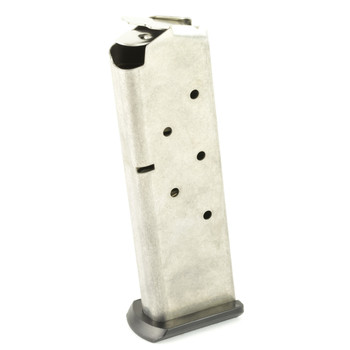 Ruger Magazine, 45 ACP, 8Rd, Stainless, Fits Ruger P345 90230, UPC :736676902309