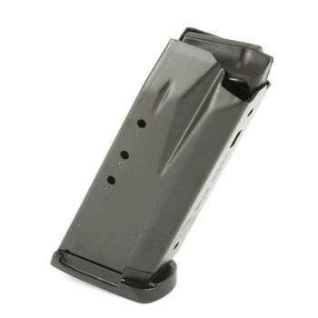 Ruger Magazine, 40 S&W, 9Rd, Black, with Finger Rest, Fits Ruger SR40c 90368, UPC :736676903689