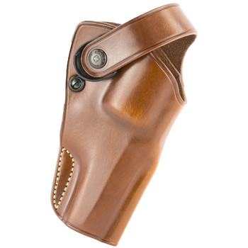 """Galco Outdoorsman Belt Holster, Fit Ruger Redhawk with 4"""" Barrel, Right Hand, Tan DAO194, UPC :601299177369"""