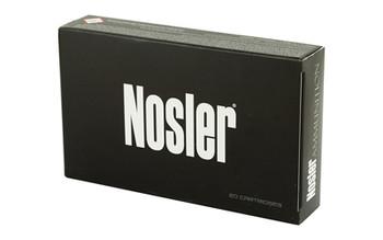 Nosler Trophy Ammunition, 33 225 Grain, AccuBond, 20 Round Box 60098, UPC : 054041600989