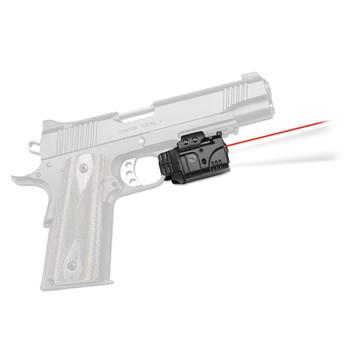 Crimson Trace Corporation RailMaster Red Laser and Tactical Light, Universal Rail Mount, Black Finish CMR-205, UPC :610242005239