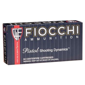 Fiocchi Ammunition Centerfire Pistol, 40S&W, 180 Grain, XTP, 50 Round Box 44SA500, UPC :762344707099