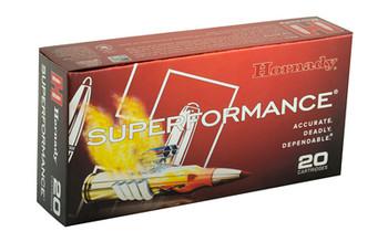 Hornady Superformance, 300 WSM, 165 Grain, GMX, 20 Round Box 82206, UPC : 090255822069