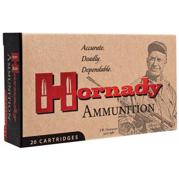 Hornady Hunting, 220 Swift, 55 Grain, V-Max, 20 Round Box 8324, UPC : 090255383249