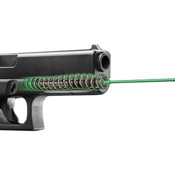 LaserMax Ho-Brite Model LMS-G4-17G Green Laser, Fits Glock 17 Gen 4, Guide Rod Laser LMS-G4-17G, UPC :798816542639