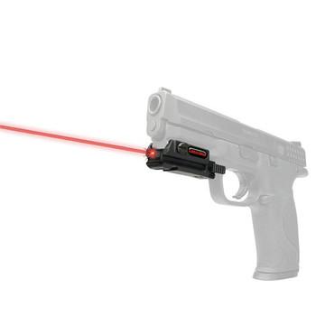 LaserMax UniMax, Rail Mounted Red Laser, Black LMS-UNI-ES, UPC :798816542349
