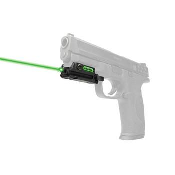 LaserMax Unimax, Laser, Rail Mounted, Green Laser, Black LMS-UNI-G, UPC :798810401079