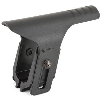 Mission First Tactical Adjustable Cheek Piece for 6-Position Buttstock, Black BACP, UPC :676315025009