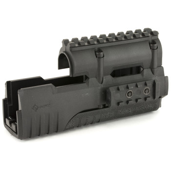 Mission First Tactical Poly 47 Forend, for AK-47, with Picatinny Rail, Black TP47IRS, UPC :676315026129