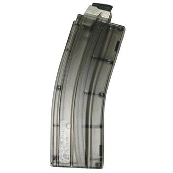 2A Armament Magazine, 22LR, 25Rd, Smoke Finish, Fits AR Style Rifles 2A-22LRM25S-1, UPC :854299007659