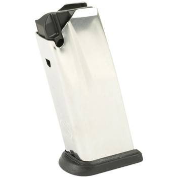 Springfield Magazine, 45ACP, 9Rd, Fits XDM Compact, Stainless Finish XD4500, UPC :706397891329