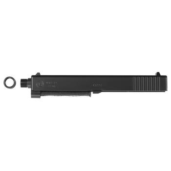 Tactical Solutions TSG-22, Conversion Kit, 22LR, Threaded Barrel, Black Finish, Fits Glock 17/22, Does Not Fit Gen 5 Models TSG-22 17/22 TE, UPC :879971002609