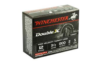 "Winchester Ammunition Supreme, 12 Gauge, 3.5"", #5, 2oz, Shotshell, 10 Round Box STH12355, UPC : 020892012219"