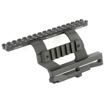 Leapers, Inc. - UTG Side Mount, Fits AK, Black MTU016, UPC :4712274529199