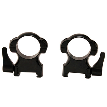 "Weaver Ring Picatinny 1"" Extra High Lever-Lok Top Mount Black 49330, UPC : 076683493309"
