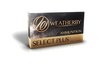 Weatherby Select Plus Ammunition, 6.5-300 Weatherby, 127 Grain, Barnes LRX, 20 Round Box B653127LRX, UPC :747115429639