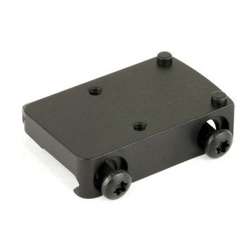 Trijicon RMR Mount, Low, Fits Picatinny Rail, Matte Finish RM33, UPC :719307605619