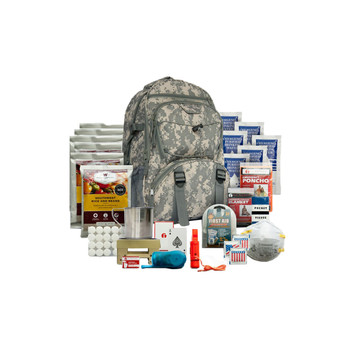 Wise Company 5 Day Survival Backpack, Long Term Food, Bag 01-622GSG, UPC :851238005059