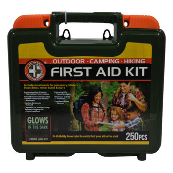 Wise Company 08-302 First Aid Kit, UPC : 020424102869