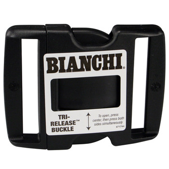 Bianchi Replacement Tri-Release AccuMold Buckle, UPC : 013527900609