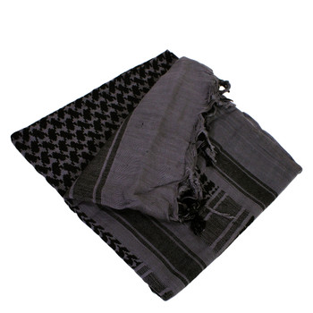 Camcon Shemagh - Charcoal and Black, UPC :846271004039