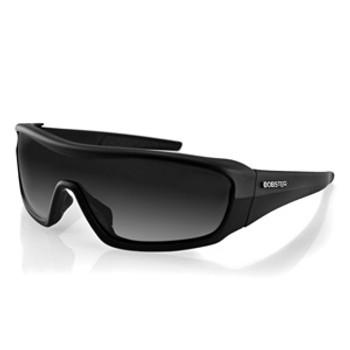 Bobster Enforcer Interchange Sunglasses Matte Black 3 Lenses, UPC :642608039039