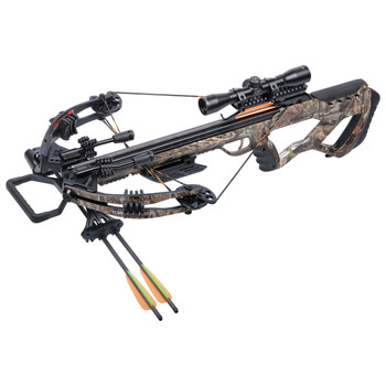 Centerpoint Tormentor Whisper 380 Crossbow - 185 Lbs. Draw, UPC :843382002619