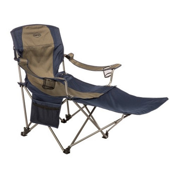 Kamp-Rite Chair with Detachable Footrest, UPC : 095873032319