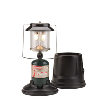 Coleman 2-Mantle Quickpack Lantern Black 2000003051, UPC : 076501229769