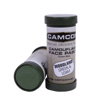 Camcon Face Paint Woodland 2 Pack, UPC :846271003179
