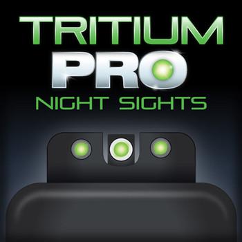 TruGlo Tritium Pro Handgun Sight - SW MP, UPC :788130023839