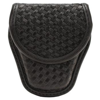 Bianchi 7900 Covered Cuff Case Basket Weave Hidden Snap, UPC : 013527220639