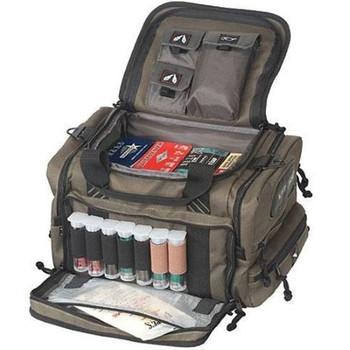 G.P.S. Sporting Clays Bag w/Rain Flap Olive GPS-1411SC, UPC :856056002129