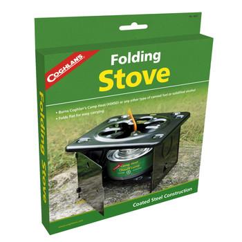 CampHeat Emergency Folding Stove, UPC : 056389099579