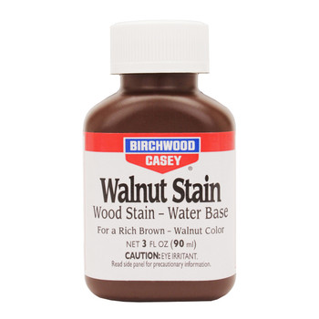 Birchwood Casey Rusty Walnut Wood Stain 3 oz, UPC : 029057243239
