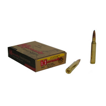 Hornady Custom Ammunition 270 Winchester 140 Grain InterLock Spire Point Boat Tail Box of 20, UPC : 090255380569