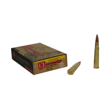 Hornady Custom Ammunition 303 British 150 Grain InterLock Spire Point Box of 20, UPC : 090255382259