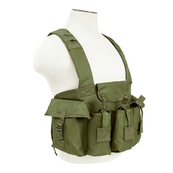 Ak Chest Rig/Green, UPC :814108018559