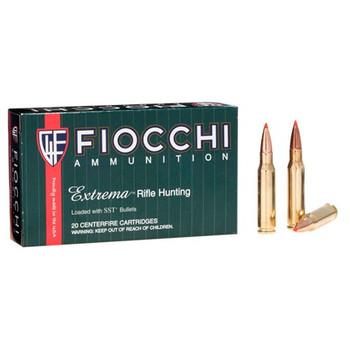 Fiocchi Extrema Ammunition 308 Winchester 150 Grain Hornady SST Box of 20, UPC :762344704289